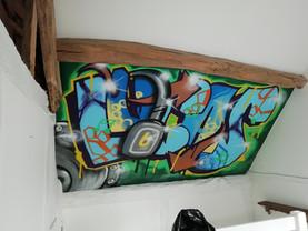 LUCAS Bedroom mural