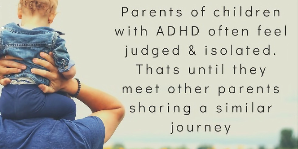 Peel ADHD Parent Support Session - August 2020