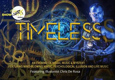 Timless Show   2018 Poster