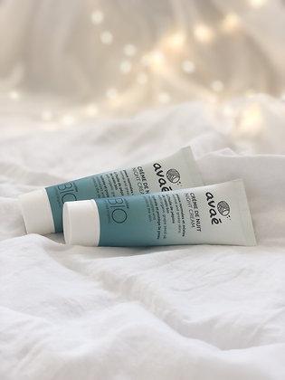 AVAE - Crème de nuit peau normale à mixte