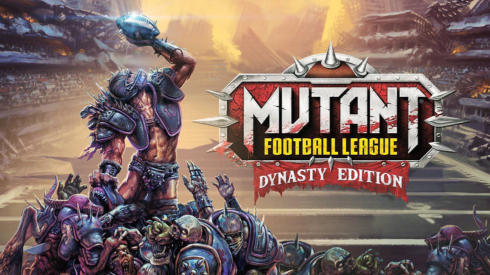 Mutant Football League Official Website