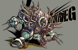 Blitzkrieg the Orc