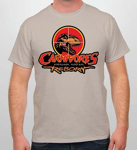 Carnivores Reborn Logo T-Shirt