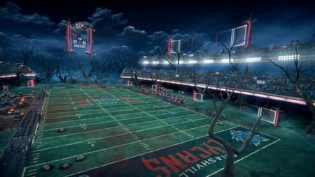 Lycans' killer stadium
