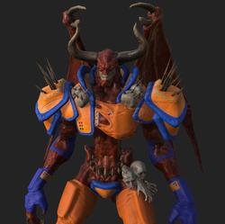 Hell-Spawned Demons