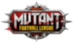 Mutant Football League horiz. logo
