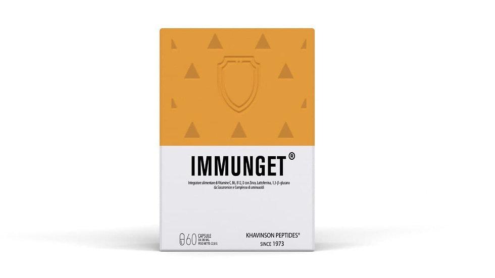 Immunget – биорегулятор тимуса купить в Алматы, Казахстане