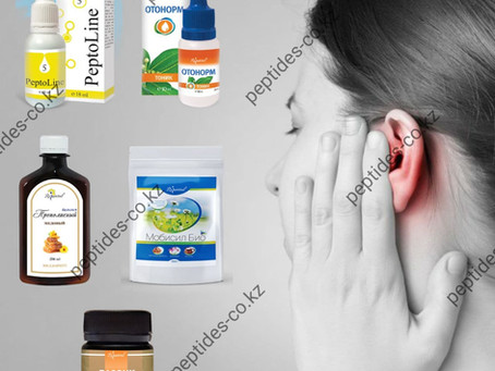 Заболевание ушей