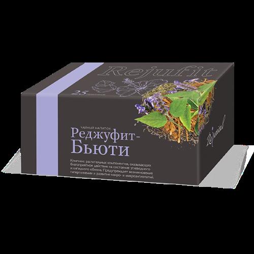 Реджуфит БЬЮТИ фиточай для нервной системы купить в Алматы