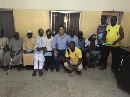 مشروع أفريقيا / نيجيريا ٢٠١٩: الدكتور عروة يوسف ناصر يتطوّع لتقديم خدمات طبّية في نيجيريا