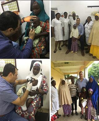أعمال تطوعية في نيجيريا