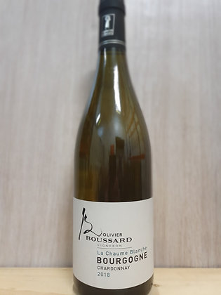 Chaume Blanche - Domaine Olivier Boussard
