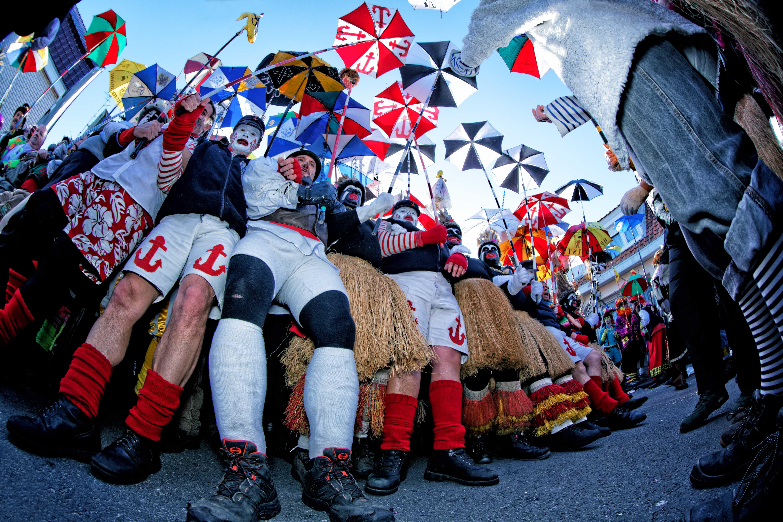 Carnival of Teteghem