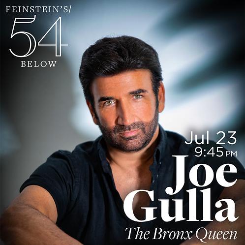 JoeGulla, The Bronx Queen, 54 BELOW.png