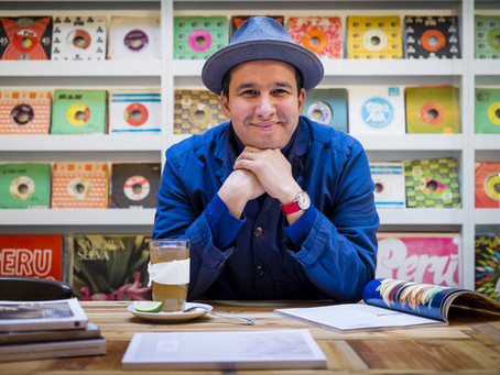 How did Martin Morales help Londoners love Peruvian food?