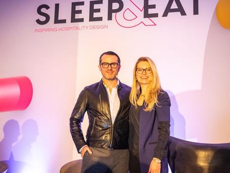 Heleri Rande leads Sleep & Eat conference