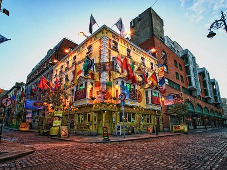 Restaurant Marketer Innovator heads to Dublin.