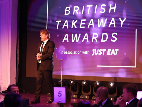 James Hacon appointed as judge of British Takeaway Awards