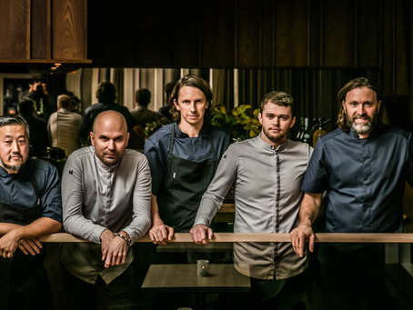 Noa Chefs Hall recognised in two international awards