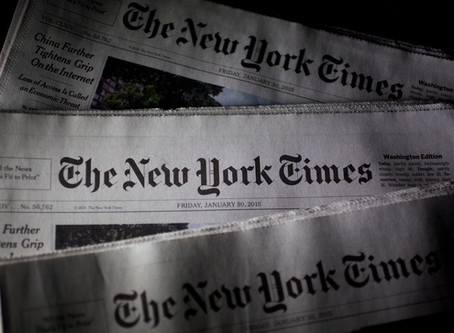 James Hacon quoted in New York Times on London restaurant scene coronavirus impact