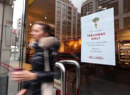 How are restaurants, pubs & bars adapting to the coronavirus outbreak?