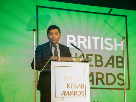 I am Doner Highly Commended at British Kebab Awards