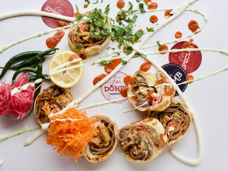'I am Doner' launches second location.