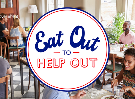 James Hacon talks Eat Out to Help Out on LBC Radio