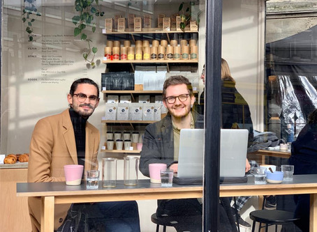 Basque Culinary Centre student finishes internship with Think Hospitality