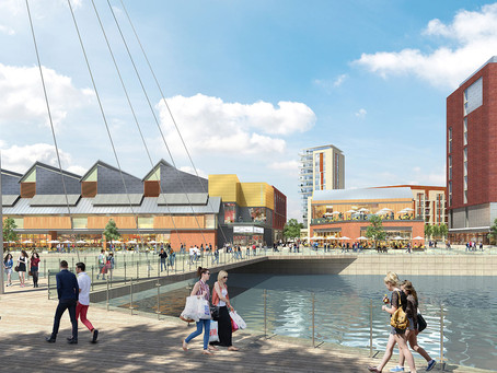 Glasgow Harbour Lifestyle Outlet approved