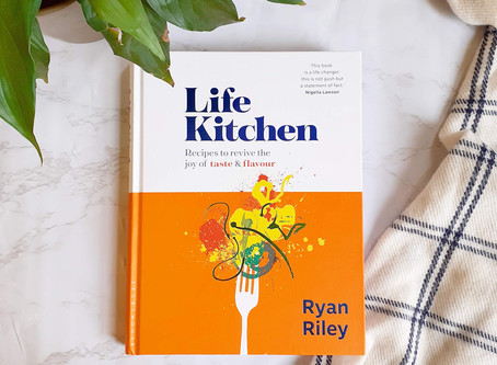 Life Kitchen Cookbook release