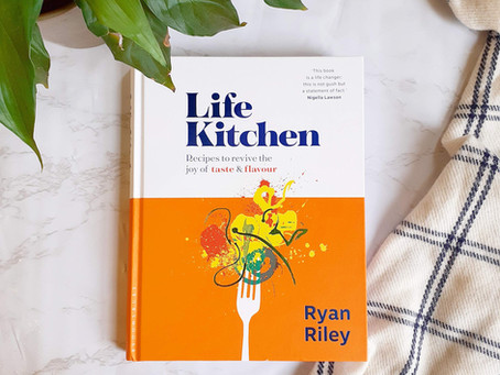 Life Kitchen Cookbook release