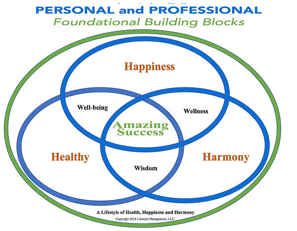 Personal and Professional Foundational B