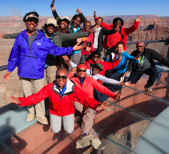 Celebration at the Grand Canyon