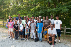YAGO-Youth in AmericanGreatOutdoors