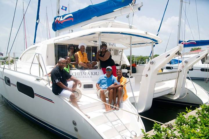 Belize Sailing Crew