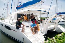 Belize Sailing Crew