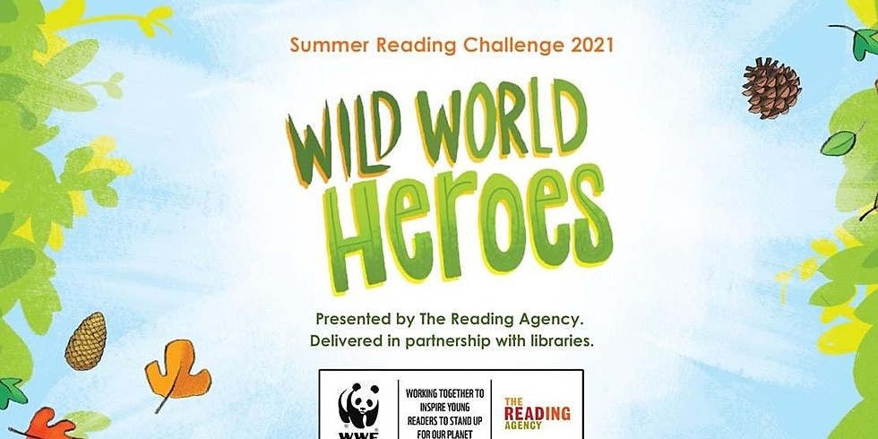 Let's Bee Creative - Summer Reading Challenge Event