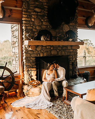 Appalachian Lodge Rustic Styled Shoot IM