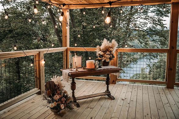 The River House at Appalachian Lodge Boh