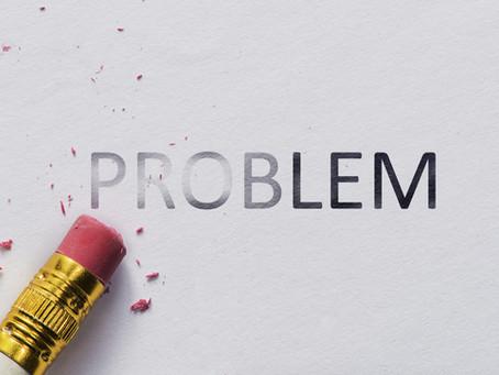 """Dieses Wort """"Problem"""" macht mich fertig!"""