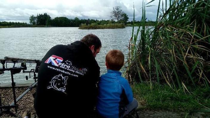 Kirk's trip to Earls lake...