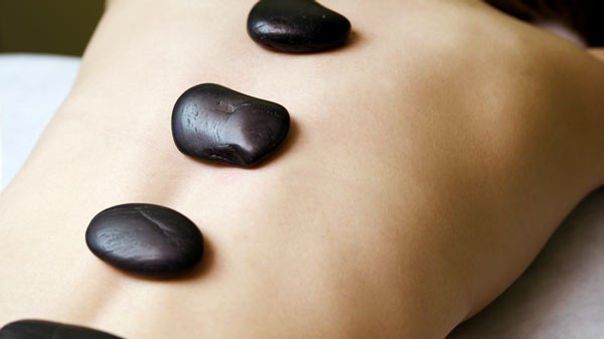 Hot Stone Massage in Belmar