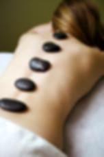 GroenWellness Hotstone massage