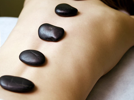 What is Hot Stone Massage?  And what are the benefits?