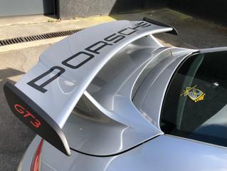 Porsche GT3 Accent wrap