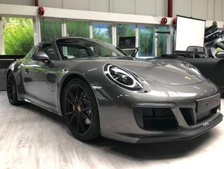 Porsche 911 Targa - FRONT PROTECTION