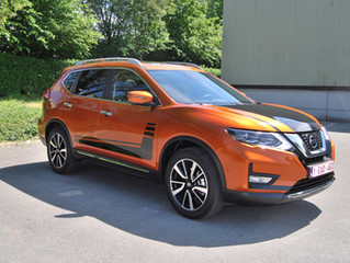 Nissan X-TRAIL Upgraded look !