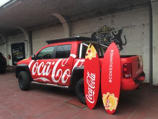 Volkswagen Coca Cola of Volkswagen Amarok ?
