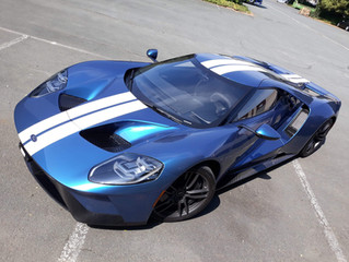 Ford GT - Xpel Front pack Protection